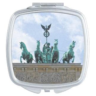 Brandenburger Tor - Brandenburger Felsen Taschenspiegel