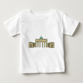 Brandenburger Tor in Berlin Baby T-shirt