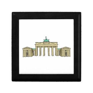 Brandenburger Tor in Berlin Erinnerungskiste