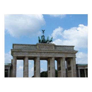 Brandenburger Tor Postkarte