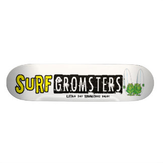 Brandung Gromsters Plattform 18,1 Cm Old School Skateboard Deck