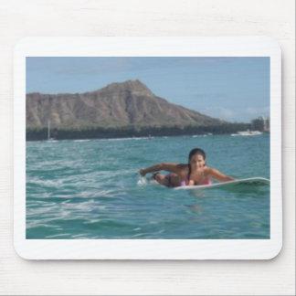 Brandung Hawaii Mauspads