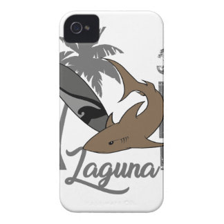 Brandung - Laguna iPhone 4 Etuis