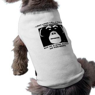 Brandung Munkey HundeT - Shirt mit Sprichwort….