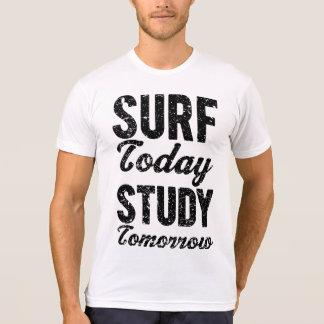 Brandung studieren heute morgen T-Shirt