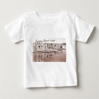 Brandungs-Gruppen-Foto Daytona Beach Vintages Baby T-shirt