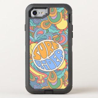 Brandungs-Reiter-Muster OtterBox Defender iPhone 8/7 Hülle