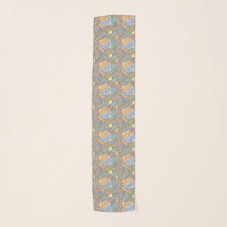 Brandungs-Reiter-Muster Schal
