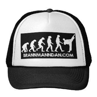 Brannmanndan Fernlastfahrerhut Tuckercaps
