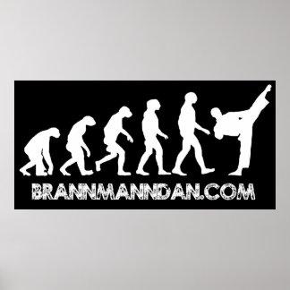 Brannmanndan Plakat