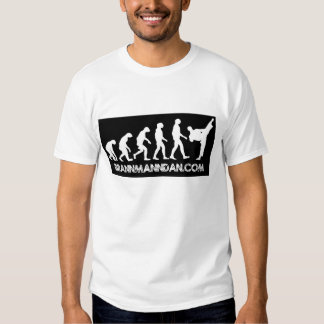 Brannmanndan T - Shirt