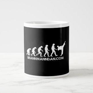 Brannmanndan Tasse Jumbo-Tassen