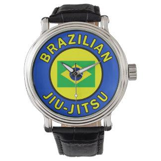 Brasilianer Jiu Jitsu Armbanduhr