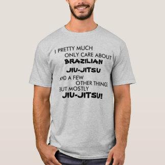 Brasilianer Jiu Jitsu BJJ T - Shirt
