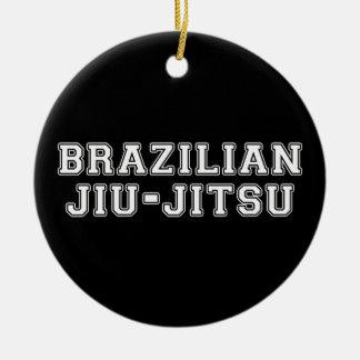 Brasilianer Jiu Jitsu Keramik Ornament