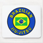 Brasilianer Jiu Jitsu Mousepad