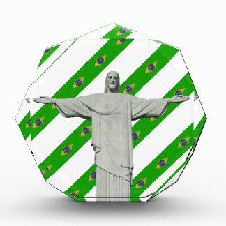 Brasilianische Streifenflagge Auszeichnung