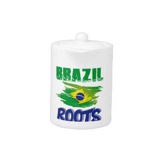 BRASILIANISCHE Wurzeln
