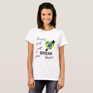 Brasilianischer Heartbreaker T-Shirt