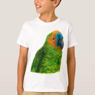 Brasilianischer Papagei T-Shirt