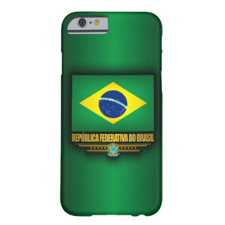 Brasilianischer Stolz Barely There iPhone 6 Hülle