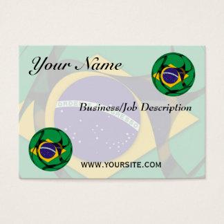 Brasilien 1 visitenkarte