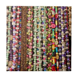Brasilien, Amazonas, Manaus. Typischer Brasilianer Keramikfliese