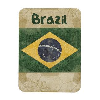 Brasilien-Andenken-Magnet Magnet