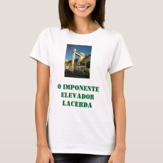 BRASILIEN, AUFZUG LACERDA, T-Shirt