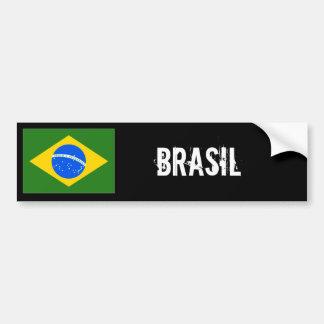 Brasilien-Autoaufkleber Autoaufkleber
