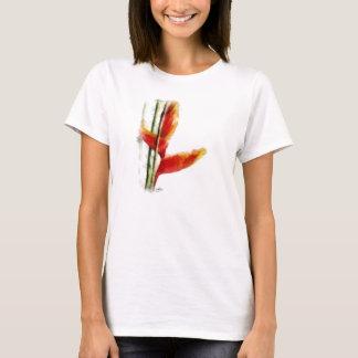 Brasilien Blumen T-Shirt