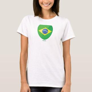 Brasilien feminino T-Shirt