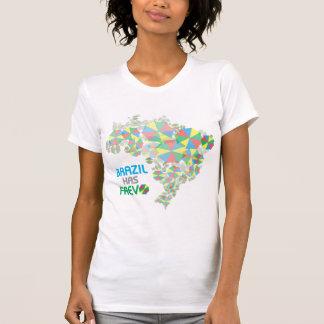 Brasilien hat Frevo T-Shirt