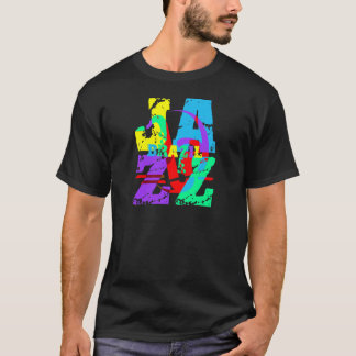 Brasilien-Jazz T-Shirt