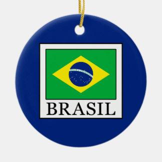 Brasilien Keramik Ornament