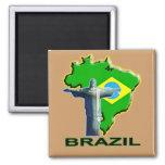Brasilien Kühlschrankmagnete
