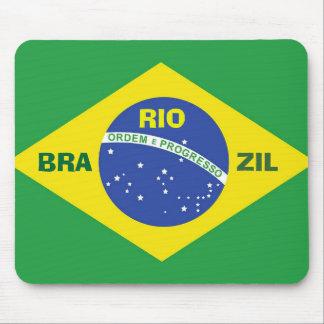 Brasilien-Mausunterlage Mousepad