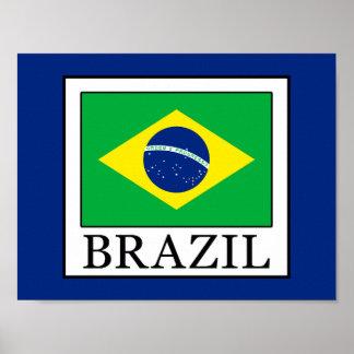 Brasilien Poster