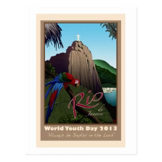 Brasilien Postkarten