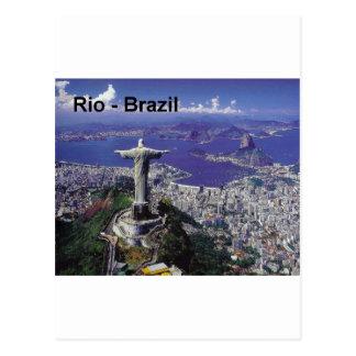 Brasilien Rio de Janeiro St K Postkarte