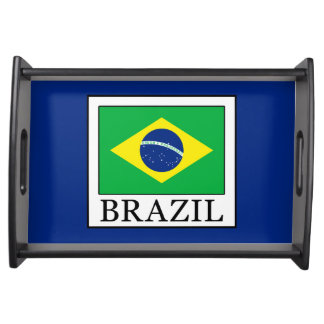Brasilien Serviertablett