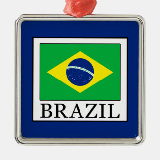 Brasilien Silbernes Ornament
