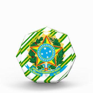 Brasilien-Wappen Auszeichnung