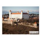 Bratislava-Schloss Postkarte