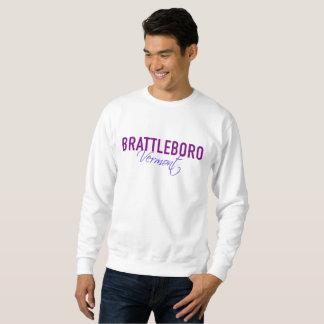 Brattleboro, Vermont-Sweatshirt Sweatshirt