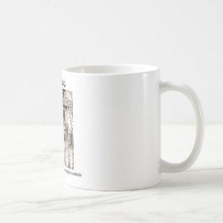 Brauen der frühesten Anwendung von Biotechnologie Kaffeetasse