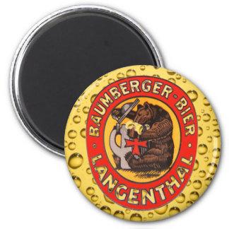 Brauerei Baumberger Langenthal Magnet Runder Magnet 5,1 Cm