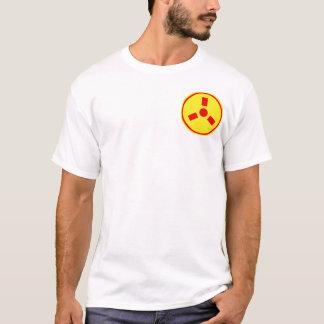 Braun-Fähren-Bomber T-Shirt