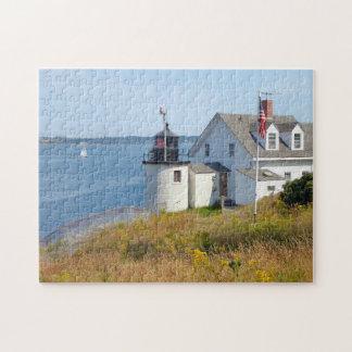 Braun-Hauptleuchtturm, Puzzle Maines