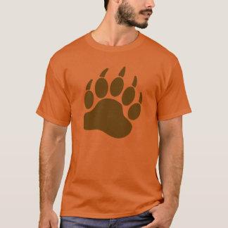 Braunbär-Stolz-Bärentatze (R) T-Shirt
